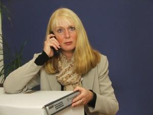 Geschäftsführerin Cornelia Caruso von Karton nach Maß GmbH